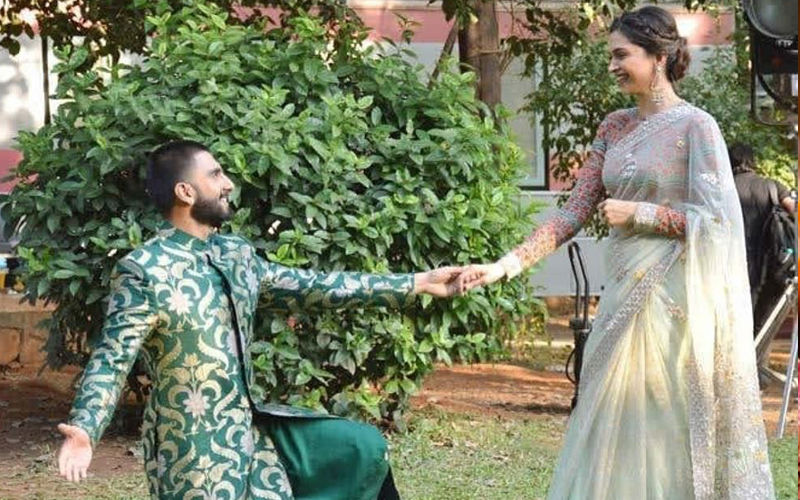 Deepika Padukone-Ranveer Singh Engagement And Sangeet Ceremonies: Actor Sings 'Tune Mari Entriyaan', Goes Down On His Knees And Makes Ladylove Emotional