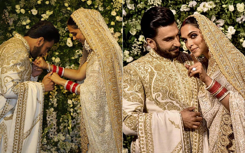 Deepika, Ranveer share pictures from their second reception