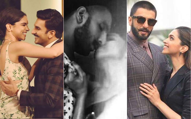 Deepika Padukone-Ranveer Singh's Love Story: These Pictures Show That DeepVeer Were Always Meant To Be