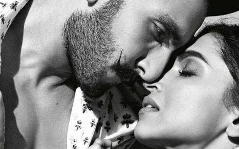 Deepika Padukone-Ranveer Singh's Sexy Dance After Drinks That Sealed The Lips Gossiping That They Had Split