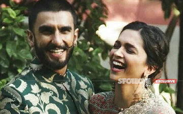 Deepika Padukone – Ranveer Singh Sindhi Wedding Ceremony To Commence Around 4.10 PM IST