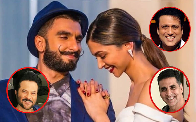 Deepika Padukone-Ranveer Singh Wedding: Gaana-Bajaana On Anil Kapoor, Akshay Kumar And Govinda Songs