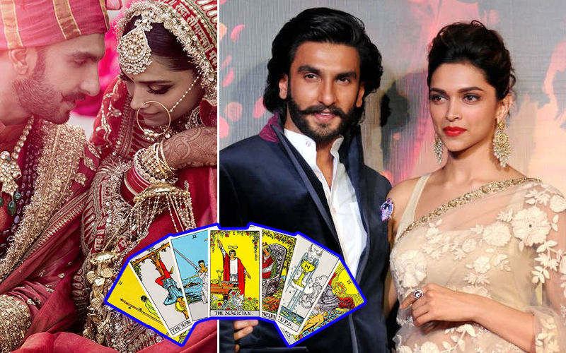Deepika Padukone - Ranveer Singh Wedding: Tarot Card Prediction Came True