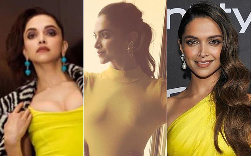 Deepika Padukone's Yellow MET Gala After Party Outfit Is No Coincidence