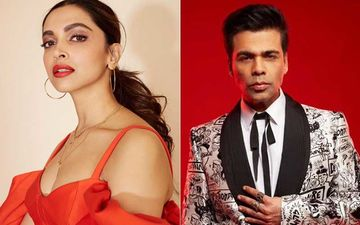 Deepika Padukone To Co-Produce A Dark Yet Romantic Drama With Karan Johar