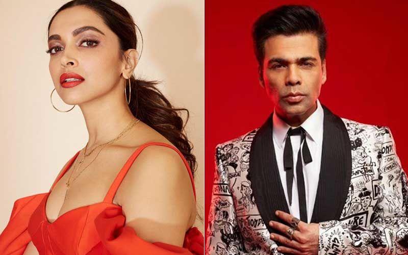 Deepika Padukone To Co-Produce A Dark Yet Romantic Drama With Karan Johar