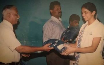 Deepika Padukone's School Days Pictures Surfaces On The Internet; Netizens Ask Actress To Share Story Behind The Photo