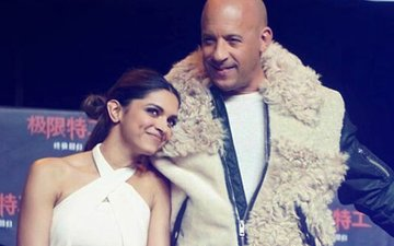 Deepika Padukone To Star With Vin Diesel In xXx 4, Confirms Director DJ Caruso