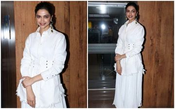 Deepika Padukone Wants 'Peace': Chhapaak Actress Looks Magnificent In An All-White Outfit!