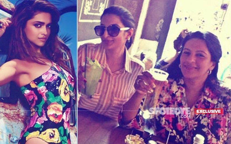 Bride-To-Be Deepika Padukone Is Wedding Shopping With Ranveer Singh's Mom & Sister