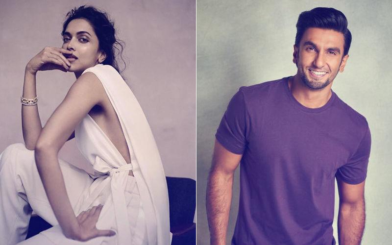 Do Not Miss! Ranveer Singh's 'Naughty' Comment On Girlfriend Deepika Padukone's Post