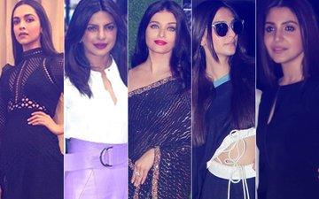 BEST DRESSED & WORST DRESSED Of The Week: Deepika Padukone, Priyanka Chopra, Aishwarya Rai Bachchan, Sonam Kapoor Or Anushka Sharma?