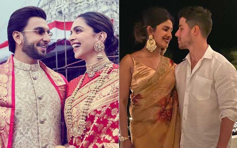 Diwali 2020: Here How Deepika Padukone-Ranveer Singh And Priyanka Chopra-Nick Jonas Celebrated Their First Diwali After Marriage-Throwback