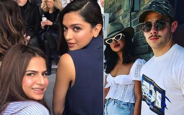 Deepika Padukone's Stylist 'Likes' A Negative Comment On Priyanka Chopra-Nick Jonas, Gets Bashed, 'Unlikes' It Later!