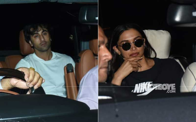 Deepika Padukone-Ranbir Kapoor Snapped Outside Luv Ranjan's House. Are They Confirmed For The Next Action Thriller?