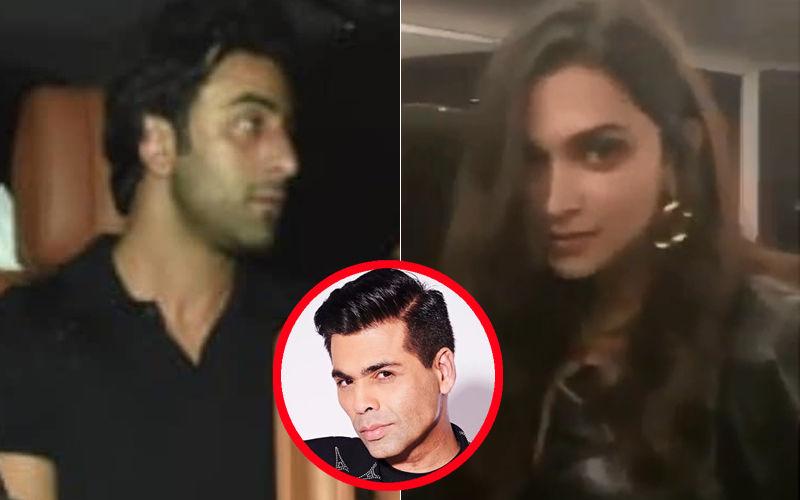रणबीर कपूर और दीपिका पादुकोण ने करण जौहर के घर पर की जमकर पार्टी, वायरल हुआ वीडियो
