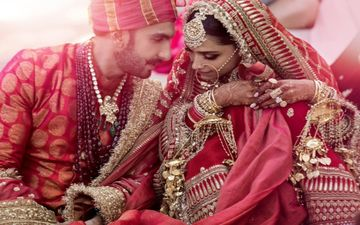 Ranveer Singh-Deepika Padukone Sindhi Wedding LIVE Updates: देखिए रणवीर और दीपिका की शादी की पहली तस्वीरें