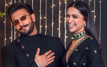 All Of My Heart! Deepika Padukone Is High As A Kite After Joining Her Hubby Ranveer Singh In London