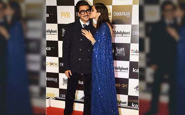 Deepika Padukone Honoured With The Crystal Award At Davos; Ranveer Singh Proudly Gushes Over His 'Baby'