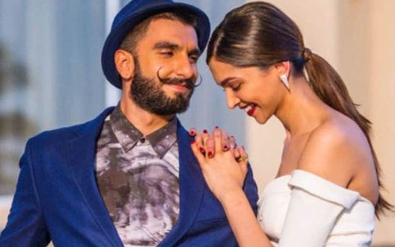 Deepika Padukone Looks 'So Sexy' In The Pristine White Ensemble And Ranveer Singh Approves Of It