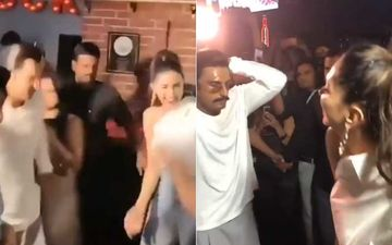 '83 Wrap-Up Party: Deepika Padukone-Ranveer Singh Drop Some Crazy Moves On The Dance Floor – Watch Videos