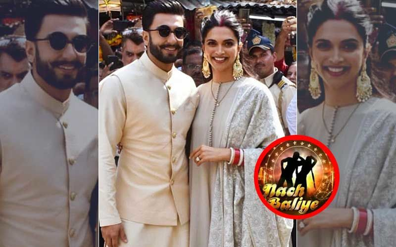 Deepika Padukone-Ranveer Singh To Become First Celebrity Guests On Nach Baliye 9?