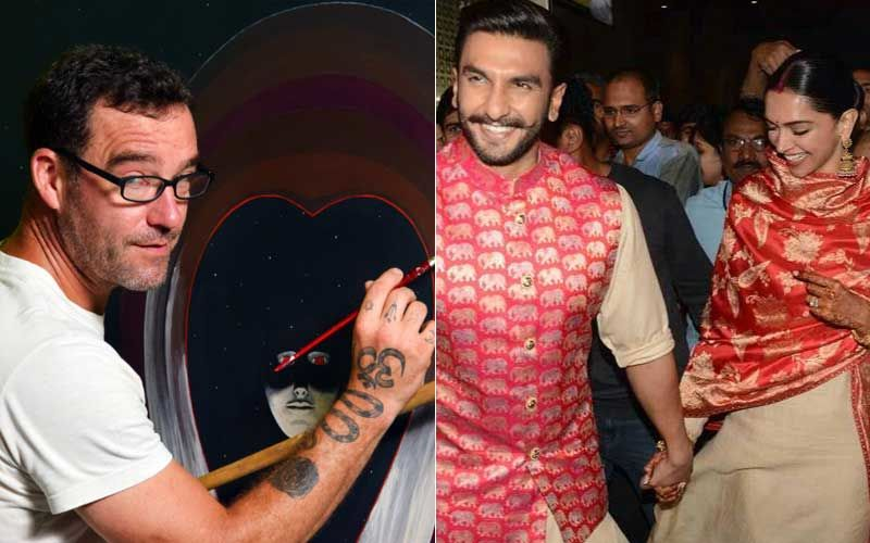 Ranveer Singh-Deepika Padukone's Painting To Get A Twist By British Artist Robin Fletcher In An Exhibition