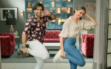 Deepika Padukone-Ranveer Singh Dance Like No One's Watching As They Reunite For An Ad Post Lockdown; Fans Can't Keep Calm – VIDEO