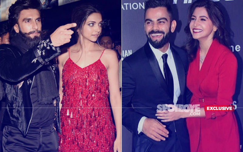 Are Ranveer-Deepika Taking A Page From Virat-Anushka's Love Book?