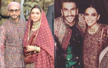 Deepika Padukone Did Not Waste Money In Buying New Clothes; Instead Reused Her Wedding Trousseau For 1st Wedding Anniversary