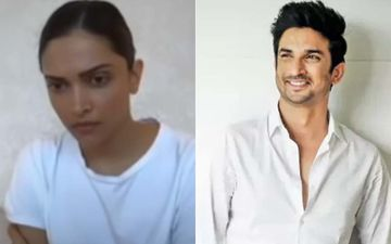 Post Sushant Singh Rajput's Death Deepika Padukone Hosts A Chat With Doctors Understanding Suicide