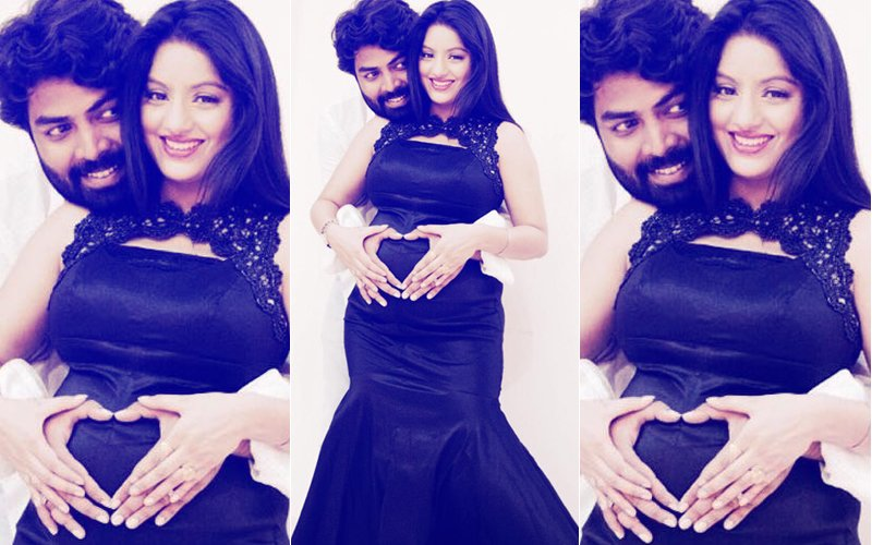 Deepika Singh Flaunts Her Baby Bump, Posts An Adorable Picture On Her 3RD Wedding Anniversary