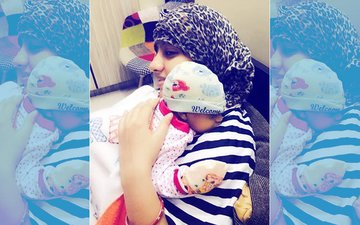Deepika Singh Shares The First Picture Of Her Newborn Son