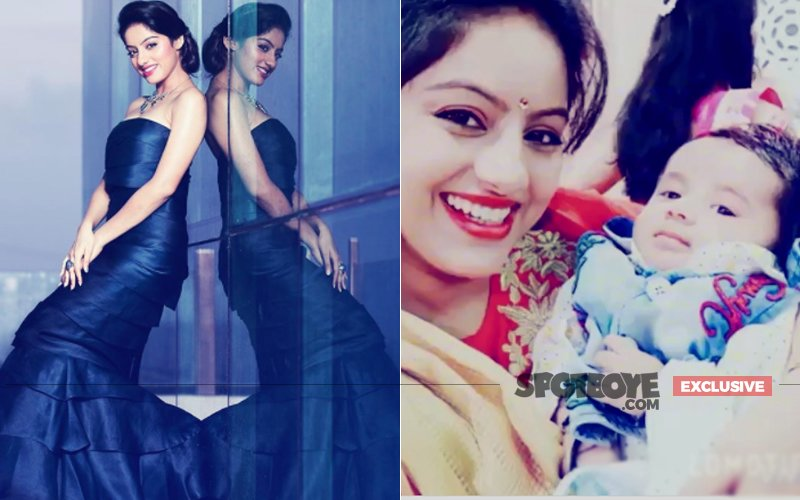 """TV Star Deepika Singh Announces, """"So What If I Had A Baby? I Am Coming Back Soon'"""