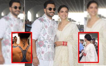 क्या दीपिका पादुकोण ने हटा दिया है आर के का टैटू? शादी के बाद आई तस्वीरों से है गायब