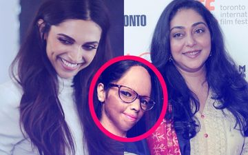 Deepika Padukone To Play Acid Survivor Laxmi Agarwal In Meghna Gulzar's Next; Actress Will Also Produce The Film