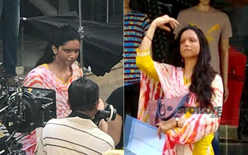 Deepika Padukone Spotted Shooting For Chhapaak In The Capital City; Looks Unrecognisable As Malti