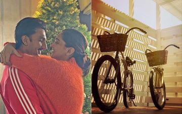 Deepika Padukone-Ranveer Singh's Vacation Is All About Cycling Date And Beaches, Lady Shares Another Glimpse
