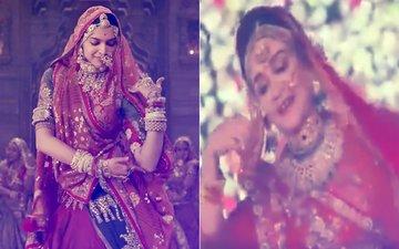 Padmavati Row: Karni Sena UPSET As Mulayam Singh's Daughter-In-Law Aparna Dances To Ghoomar