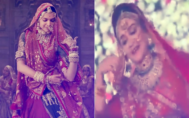 Padmavati Row: Karni Sena UPSET As Mulayam Singh's Daughter-In-Law Aparna Dances To Ghoomar