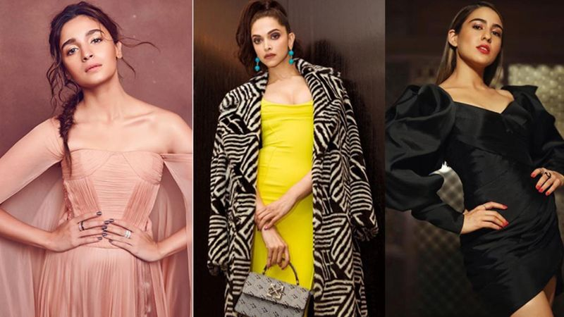 Alia Bhatt Wishes To Remake WAR With Deepika Padukone And Sara Ali Khan; Filmmakers Are You Reading This?