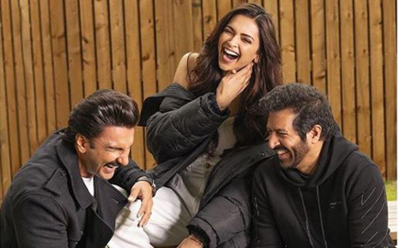Deepika Padukone Sets Girl Goals On The Sets Of '83, Hangs  Out With Kabir Khan's Daughter Sairah