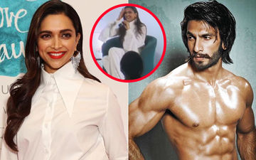 Deepika Padukone 'Forgot' She Is Ranveer Singh's Wife At The Launch Of Live Laugh Love- VIDEO