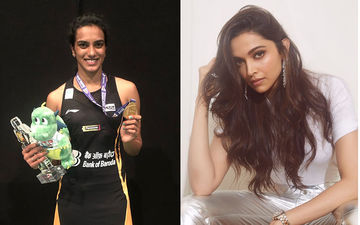 Deepika Padukone To Play PV Sindhu In Upcoming Biopic? The Badminton Player Would Like That Very Much