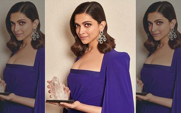 Deepika Padukone Honoured With Crystal Award At World Economic Forum; Speaks On Depression 'Thought Of Giving Up'