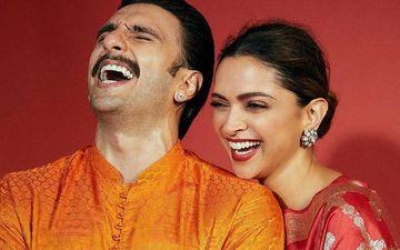 Deepika Padukone- Ranveer Singh's Diwali Look Compared To 'Motichoor Ladoo And Gajar Ka Halwa'; Actress Takes It Sportingly: 'Sure, Why Not'