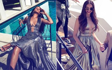 Did Deepika Padukone Just Copy Rihanna's Look For Her Latest Cannes Outing?