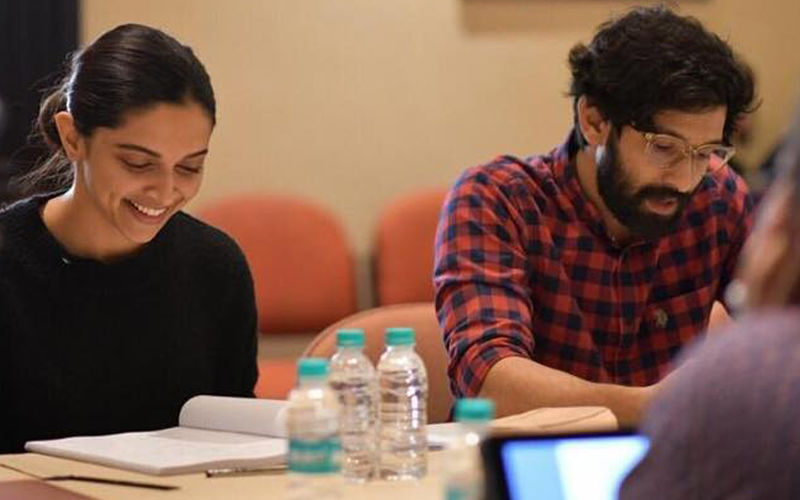 Deepika Padukone Is Ready To Begin Her Chhapaak Journey With Vikrant Massey