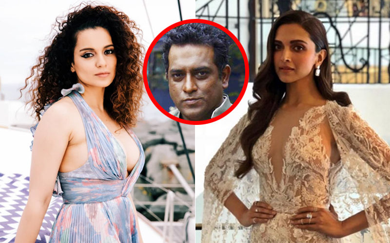 "Deepika Padukone ""In Talks"" To Replace Kangana Ranaut In Imali: Anurag Basu Confirms"