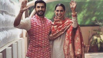 Lovebirds Ranveer Singh And Deepika Padukone Jet Off To Tirupati Ahead Of Their First Wedding Anniversary – PICTURE INSIDE